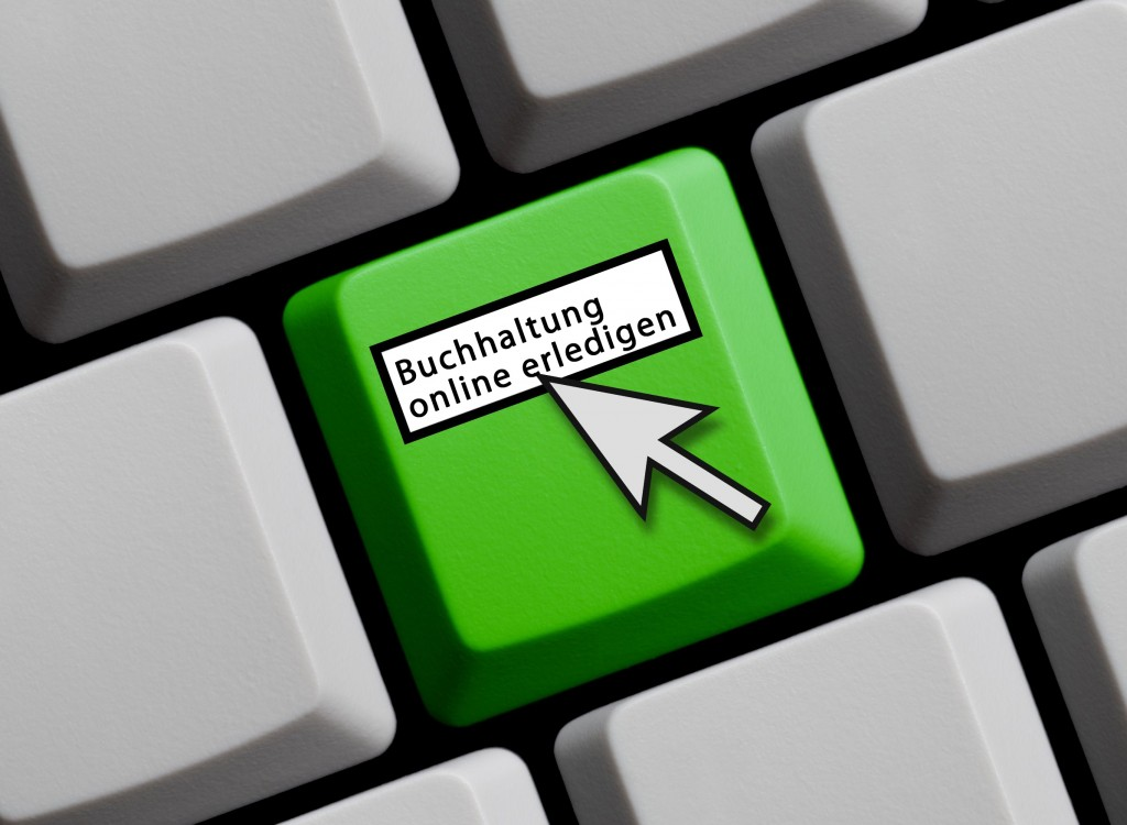OnlineBuchhaltung bequem online in der Cloud erledigen